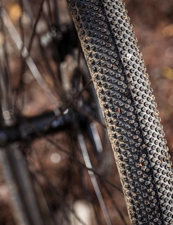 Schwalbe G-One tyre tread