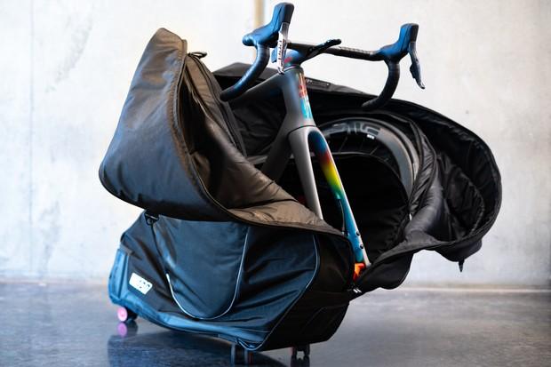 ENVE Custom road bike custom case