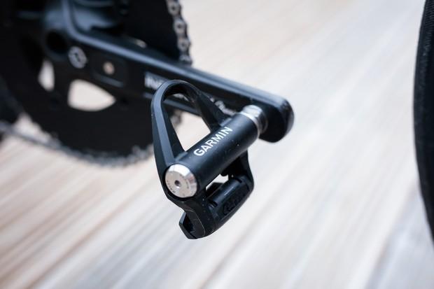 Garmin Rally RS200 power meter pedal
