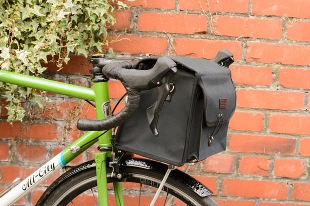 Cory Brenn Cycletouring Bags rando bag
