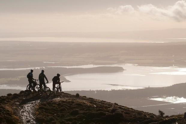 Golspie trails in Scotland, Highland Wildcat
