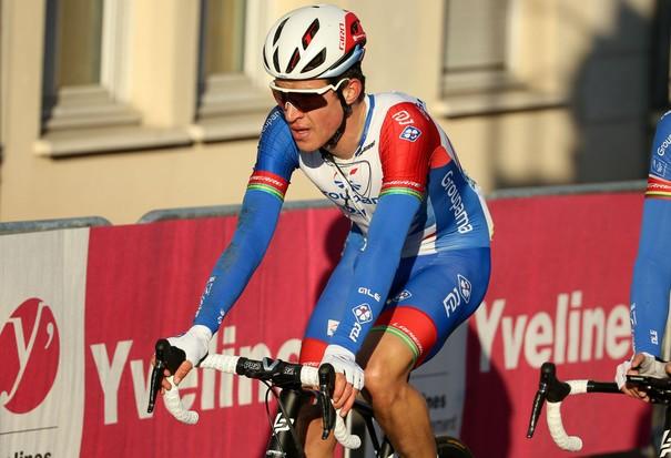 Is this Giro's new aero road helmet? New aero helmet spotted - BikeRadar