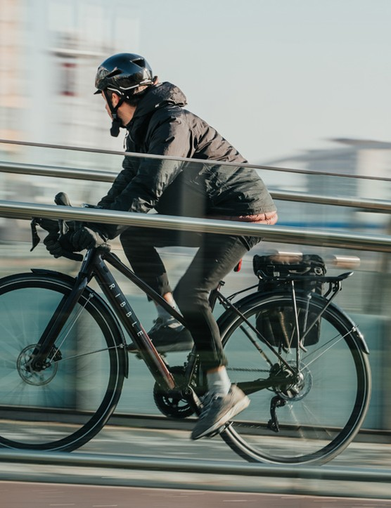Ribble step-through electric commuting bike
