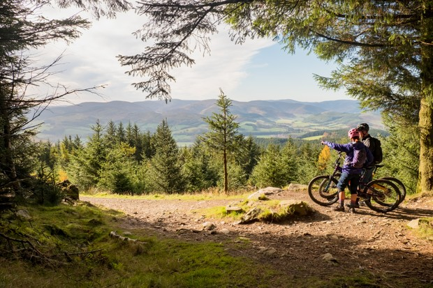 Seven must-ride routes in Scotland with epic views