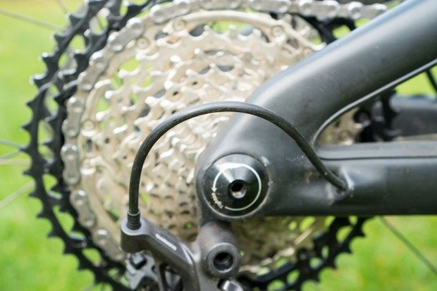Shimano Deore XT M8100 12-speed mountain bike drivetrain