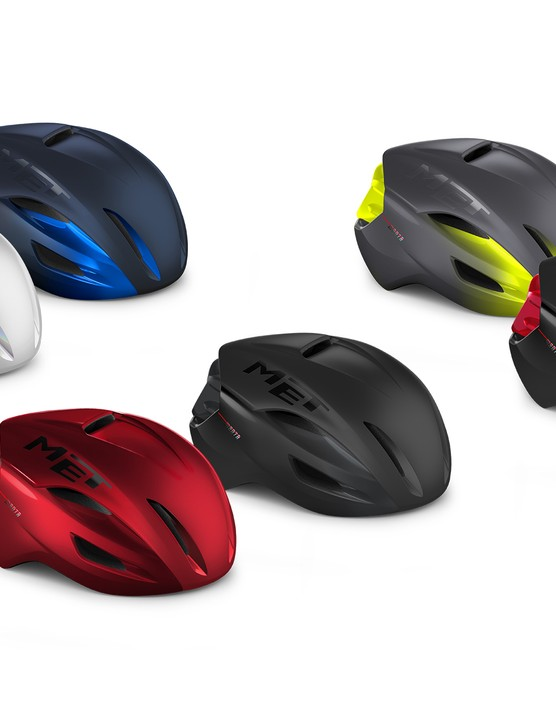 MET Manta MIPS colour options