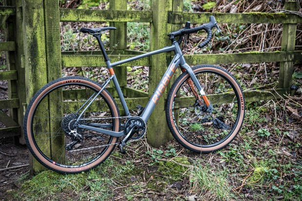 Ribble CGR electric gravel bike