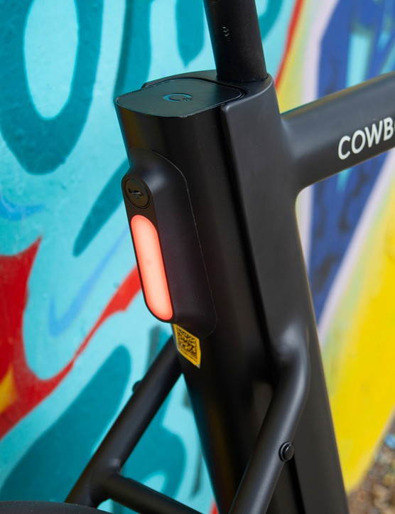 The third generation of the Cowboy e-bike