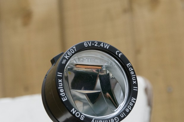 SON Edelux II dynamo headlight