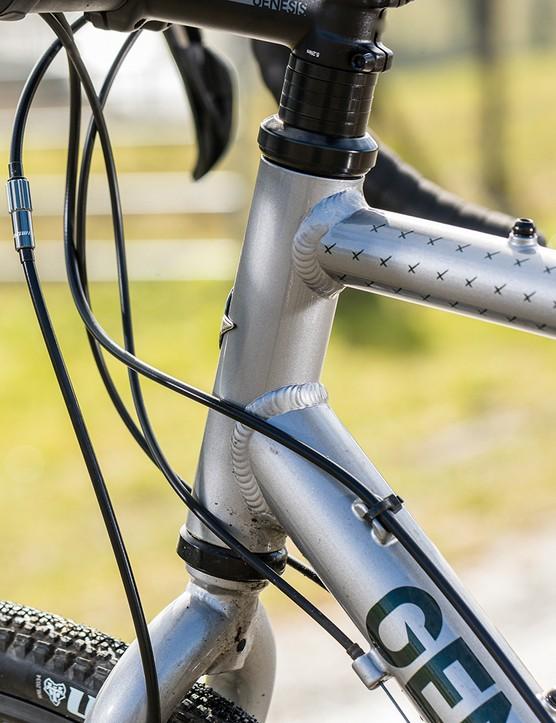 Genesis CDA gravel bike