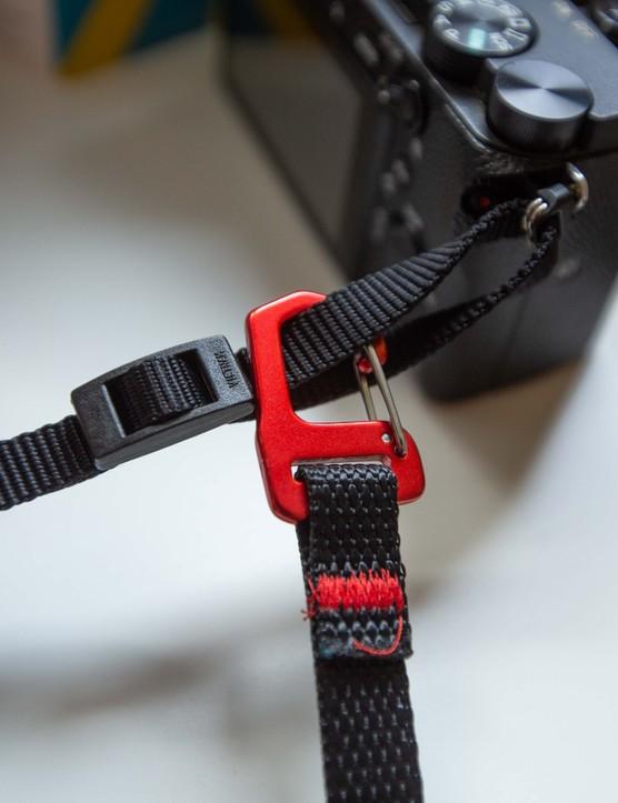 Rille Strap clamp