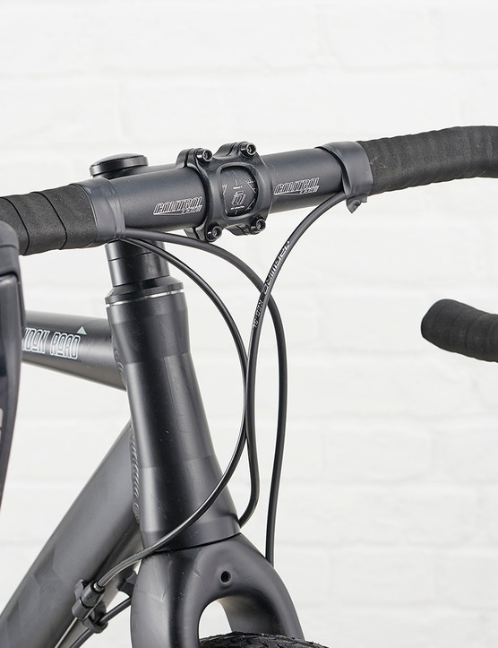 Controltech alloy bar on the Planet X London Road road bike
