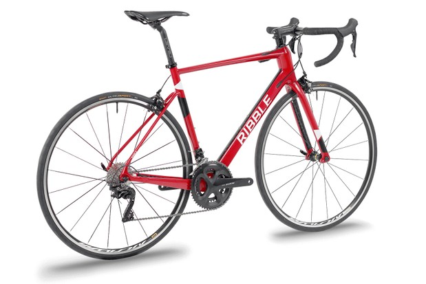 Ribble R872 105 red