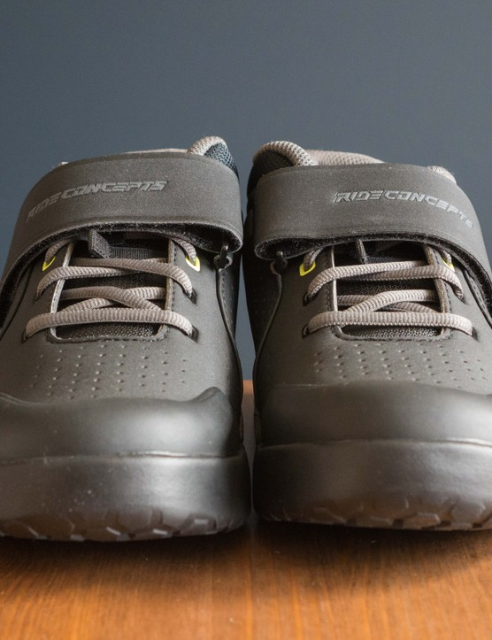 Ride Concepts TNT black shoes