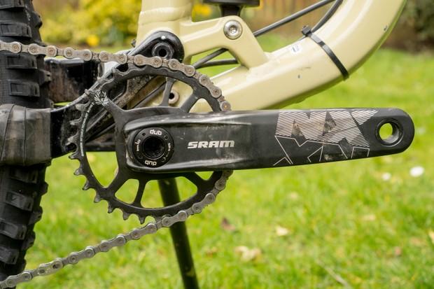 SRAM NX Eagle mountain bike groupset