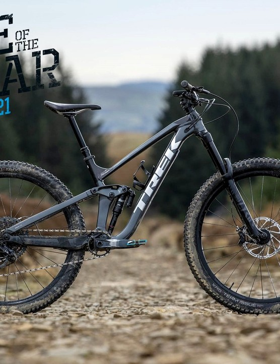 Trek Slash 8 Enduro Bike of the Year