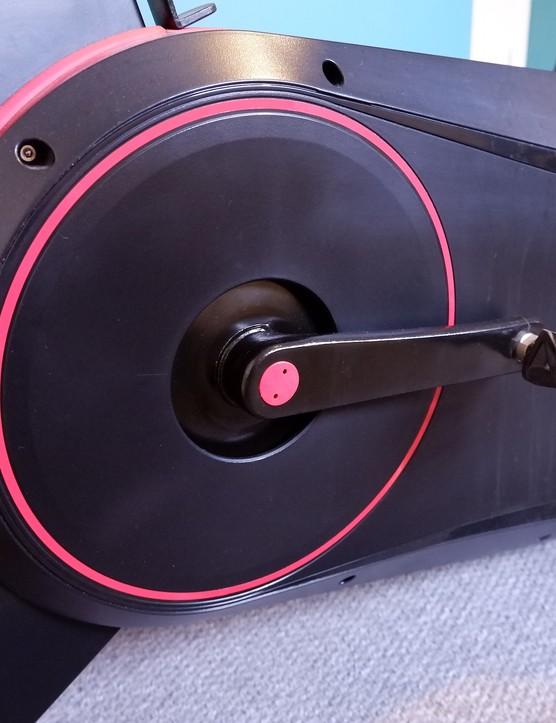 Wattbike Atom cranks