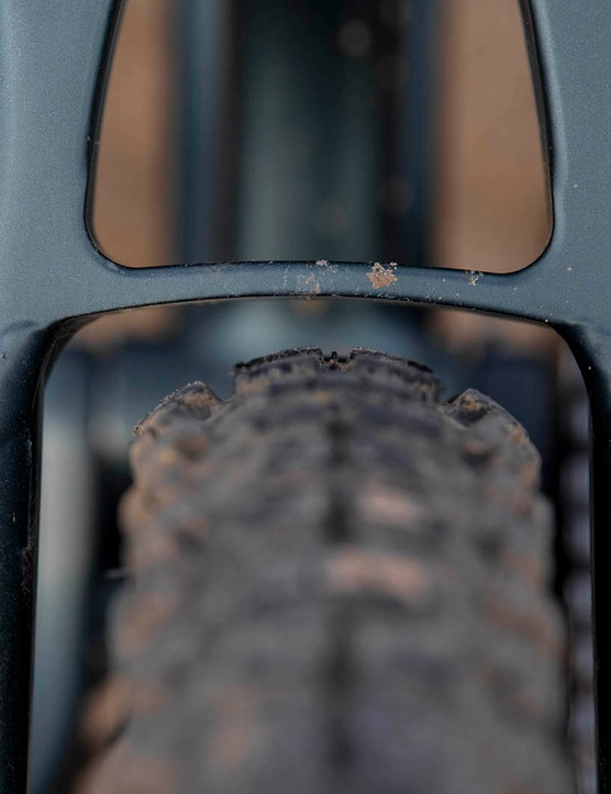 Maxxis tyres on the Whyte G-180 RS 29 V1 full suspension mountain bike
