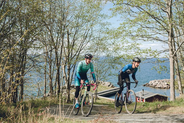 Cycling Plus experience the Småland Gravel challenge (Sweden) lead by Abloc