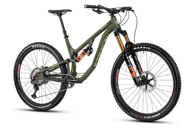Saracen Ariel 60 Elite mountain bike