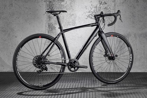 A budget-priced bike that will take you off the road as well as happily roaming the city streets.