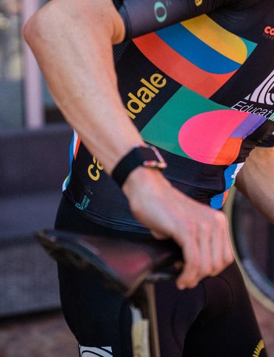 Rapha Euphoria kit for EF at the 2021 Giro d'Italia
