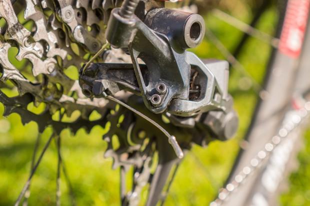 Shimano SLX M7100 mountain bike groupset