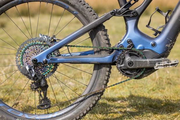 Specialized S-Works Turbo Levo electric mountain bike