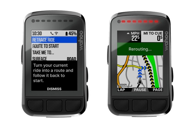 Wahoo Elemnt Bolt V2 GPS computer