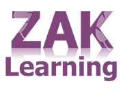 Zak Learning logo