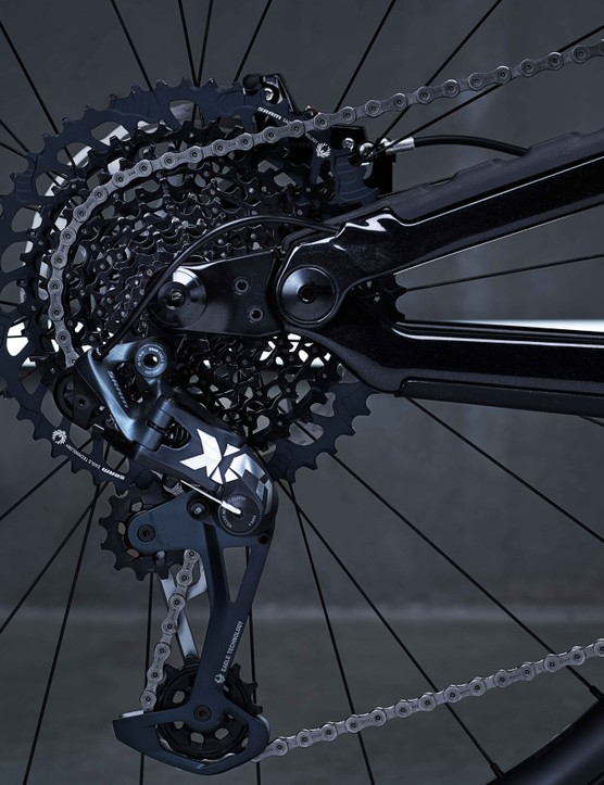 2022 Norco Range enduro bike