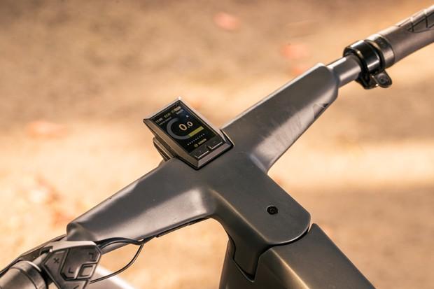 Bosch electric bike display