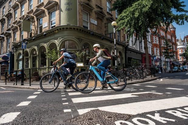 Bosch electric bikes in London