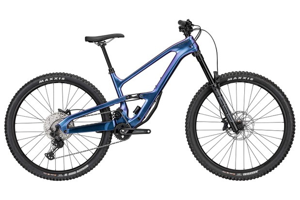 Pack shot of the Cannondale Jekyll 2 full suspension mountain bike