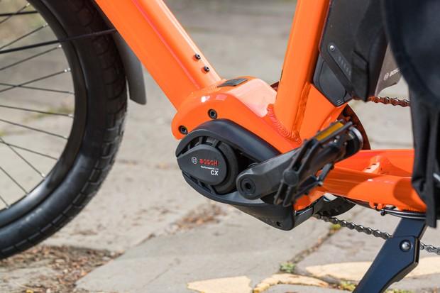 Electric bike bottom bracket Bosch motor