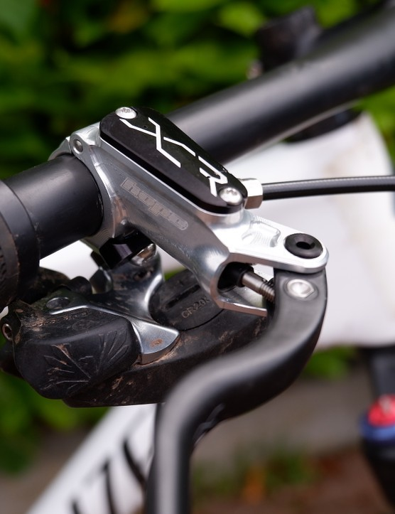 Hope XCR lever body