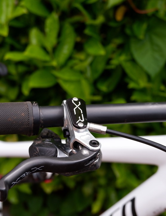 Hope XCR lever