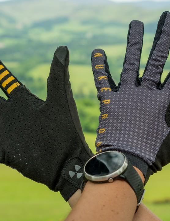 Nukeproof Blackline Vapour gloves