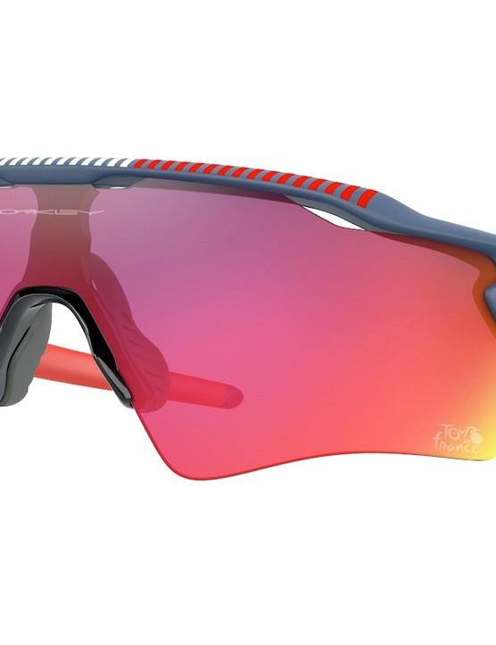 Oakley Radar EV Tour de France 2021 sunglasses