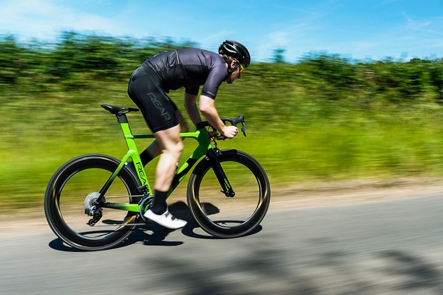 Reap launches the Vekta: a UK-made aero road bike that's rim-brake only… For now