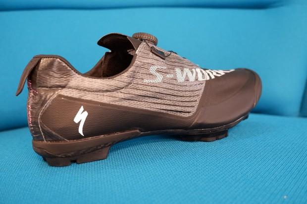 Specialized Exos heel