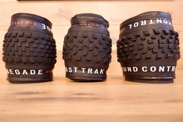 Specialty XC tires