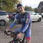 Xavier Disley AeroCoach BikeRadar