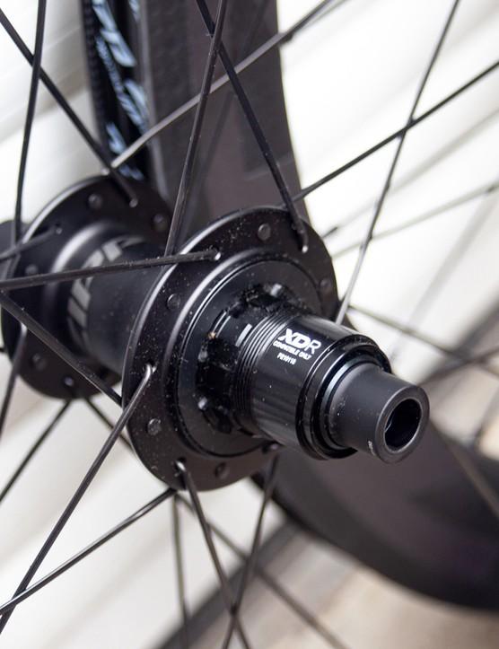Zipp's new 404 Firecrest wheelset