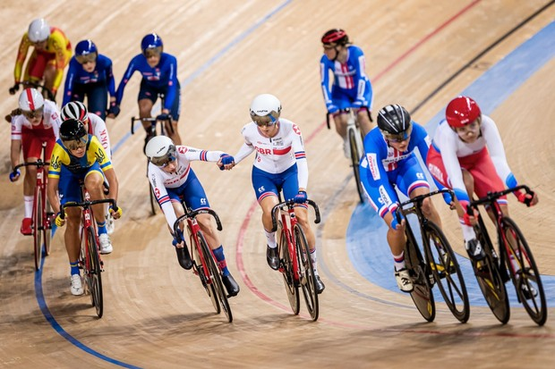 Championnats d'Europe Piste UEC 2020 Madison femmes