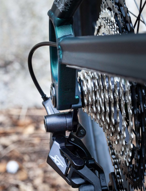 2022 Orange Alpine Evo enduro mountain bike