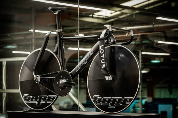 Hope HB.T track bike