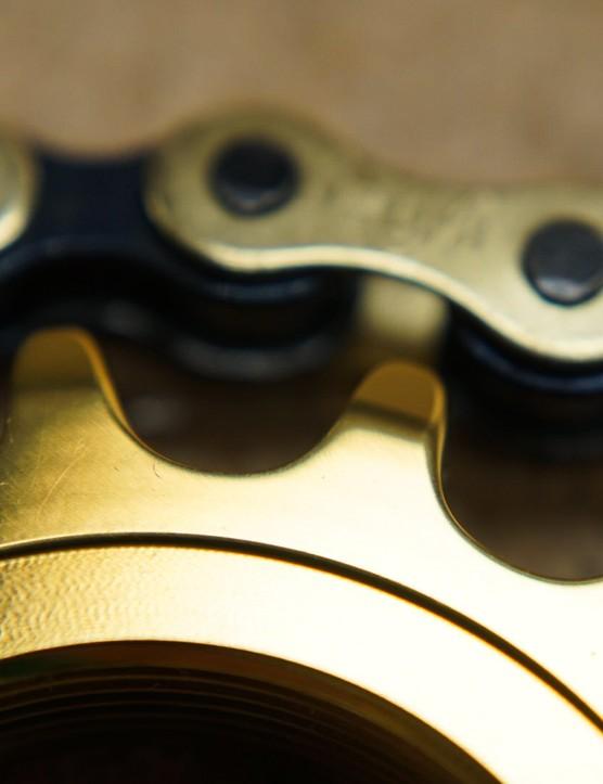 AeroCoach Aten Sprocket close up