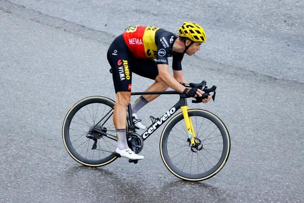 Wout Van Aert au Tour de France 2021
