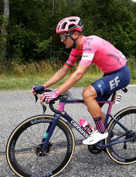 Ruben Guerreiro at the 2021 Tour de France